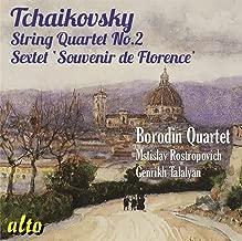 Tchaikovsky: String Quartet No. 2; Souvenir de Florence