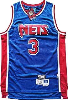 KKSY Herren Trikots Brooklyn Nets #3 Drazen Petrovic Basketball Trikots Retro Atmungsaktive Weste