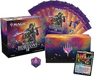 Pacote de Magic: The Gathering Modern Horizons 2   10 boosters de draft (150 cards de Magic) + acessórios - Em Inglês