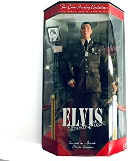 """The Elvis Presley Collection """"The Army Years"""" Classic Editio"""