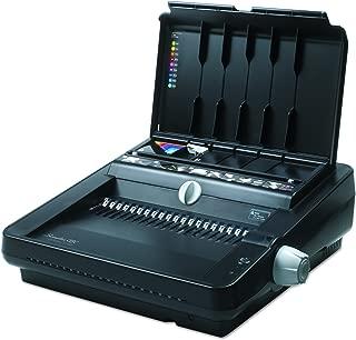 Swingline GBC Binding Machine, Electric, Binds 500 Sheets, Punches 25 Sheets, CombBind C450E (7709100)