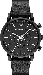 Men's Chronograph Watch with Quartz Movement