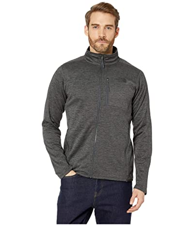 The North Face Canyonlands Full Zip (TNF Dark Grey Heather 2) Men