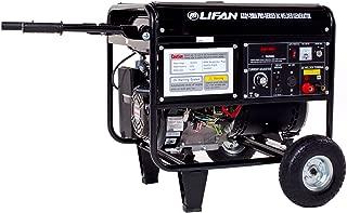 Lifan Pro Series WeldPro AXQ1-200a, 4000 Running Watts/4500 Starting Watts, Gas Powered Portable Generator, with 200 Amp Welder Combo