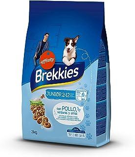 comprar comparacion Brekkies Pienso para Perros Junior con Pollo - 3 kg