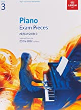 Piano Exam Pieces 2021 & 2022, ABRSM Grade 3: Selected from the 2021 & 2022 syllabus