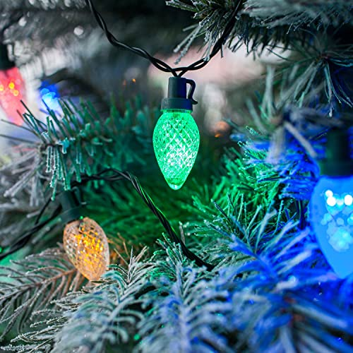 80 Led Christmas Lights Amazon Co Uk
