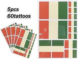 3d flag tattoos