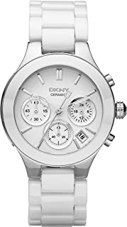 Women's NY4912 CHAMBERS White Stainless Steel Watch