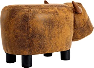 GUTEEN Modern Creative Cute Animal Ottoman/Footstool