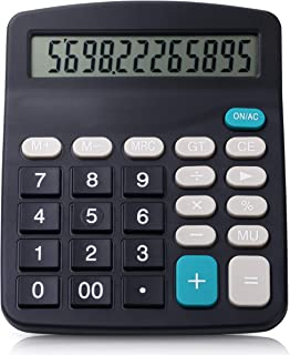 Mr. Pen- Standard Function Calculator, 12-Digit, Calculator, Calculators Large Display, Desktop Calculator, Large Calculat...