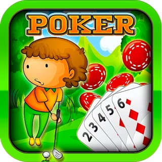 Forest Golf Poker Free Outdoor Golfer Swing Poker Games Free for Kindle Fire HD HDx Poker Offline Texas Challenge Best Poker Games Card Games No Wifi or Internet Play Poker Free for Kindle Best Poker Games