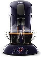 Philips Senseo Koffiepadmachine (Crema Plus, Koffiesterktekeuze) Donkerblauw