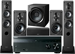 Sony 5.2-Channel 725-Watt 4K 3D A/V Surround Sound Multimedia Home Theater System