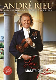 André Rieu - Love In Maastricht - [DVD]
