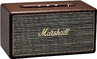 Marshall 马歇尔 Stanmore HiFi摇滚重低音监听级无线蓝牙音箱 无线音响?#20302;?褐色 MHP-91340