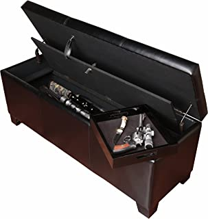 American Furniture Classics Gun Concealment Storage Bench