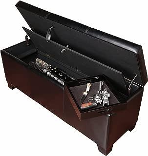 concealed gun cabinet furniture
