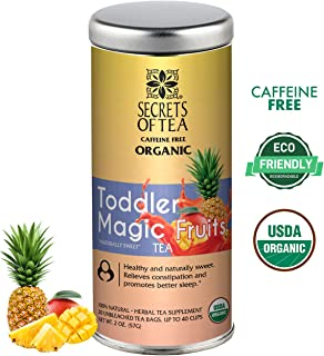 chamomile tea for toddlers constipation