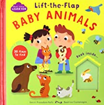 Lift-The-Flap Baby Animals (Start Little, Learn Big)