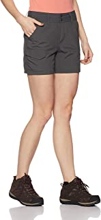 Columbia Women's Synthetic Shorts (AR4005-028-L_Grill)