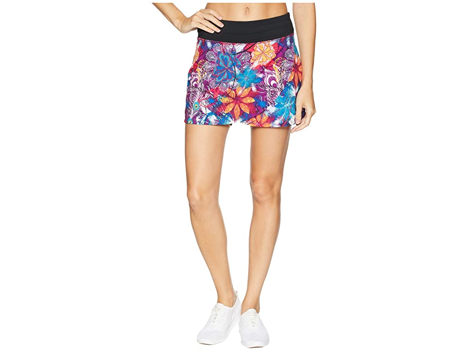 Skirt Sports Hover Skirt (Temper Tantrum Print) Women