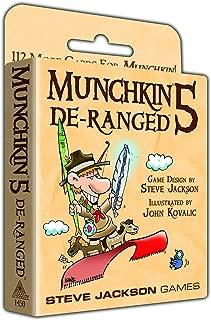 Munchkin 5 De Ranged Card Game
