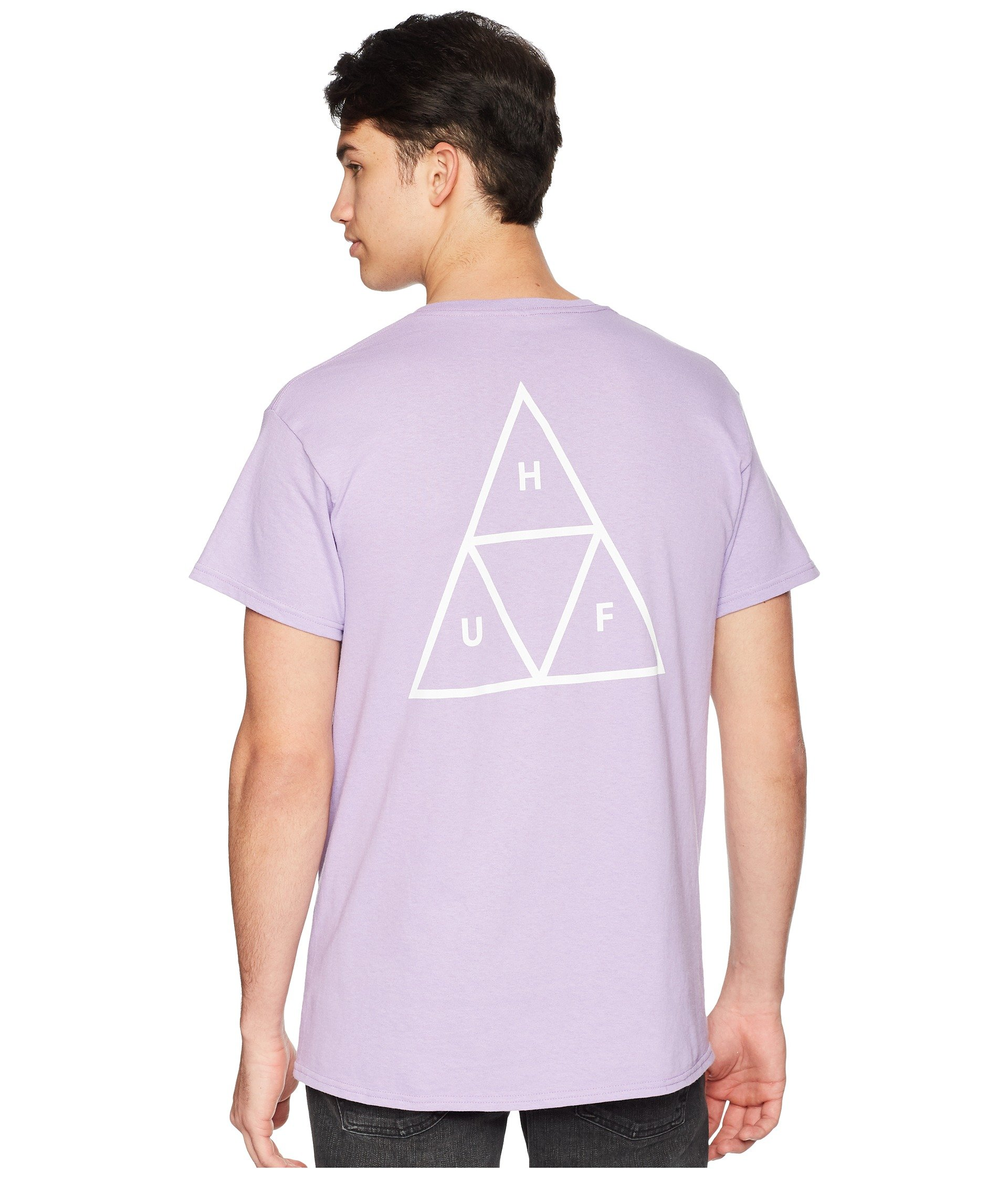 Huf Huf Triangle Lavender Triple Tee Triangle Triple Lavender Tee zrIRqr