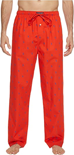 Polo Ralph Lauren - All Over Pony Sleep Pants