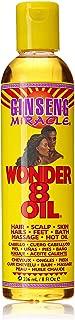 Ginseng Miracle Wonder Hair & Skin Oil, 8 Fl Oz, 8 Oz
