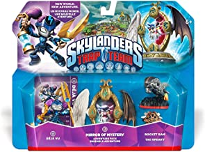 Skylanders Trap Team: Mirror of Mystery Level Pack