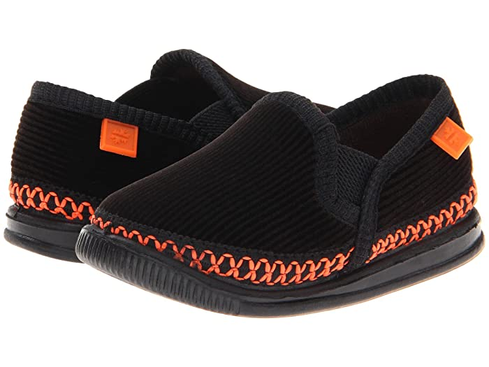 Image of Orange / Black Innsbruck House Slippers for Boys and Toddlers