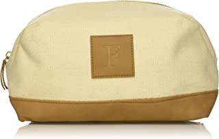 حقيبة أدوات الحلاقة الأولية المصنوعة من القماش والجلد من ماد باي