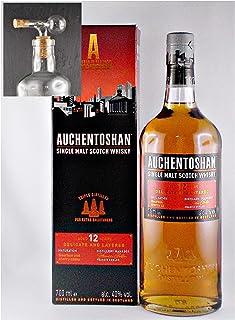 Auchentoshan 12 Jahre Single Malt Whisky  1 Glaskugelportionierer