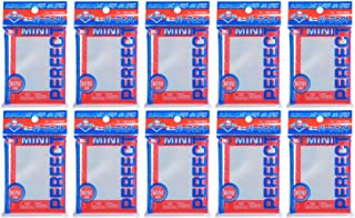 KMC Perfect Size Card Sleeves Mini [10 Packs]
