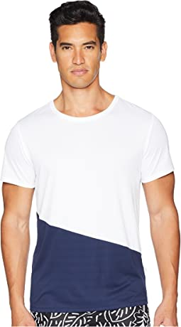 onia Color Block Swim Tee
