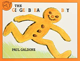 The Gingerbread Boy Book & CD