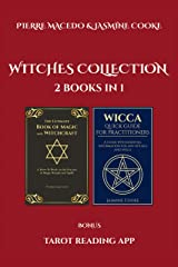 Witches Collection: 2 Books in 1 - Spells, Rituals, Evocations, and Wicca Guide (English Edition) eBook Kindle