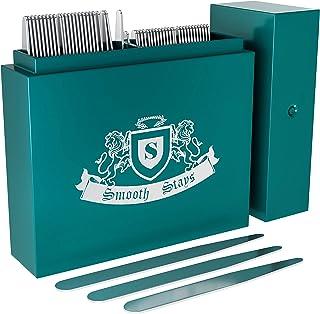 50 قلاده فلزی Premium در جعبه تقسیم - 2 اندازه محبوب ترین