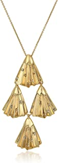 Best gold dipped crystal pendant Reviews