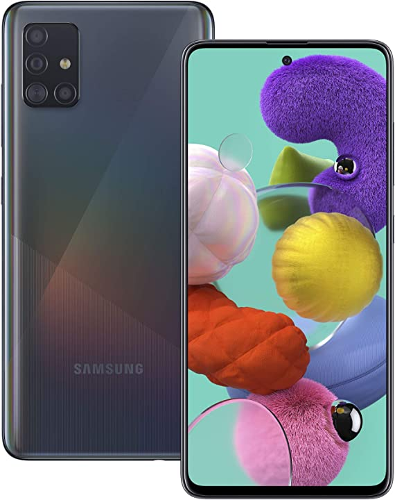 Smartphone samsung galaxy a51 - sm-a515f 16.5 cm (6.5