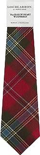 Clan Tie MacLean Of Duart Weathered Tartan Pure Wool Scottish Handmade Necktie