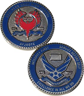 Southern Nash High School AFJROTC Distinsusned Unit NC 935 Challenge Coin