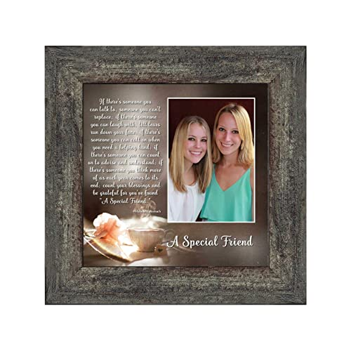 A Special Friend Birthday Gift For Best Personized Picture Frame Your Forever