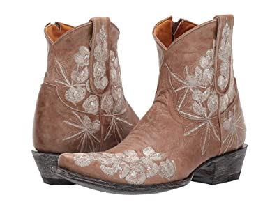 Old Gringo Peggy Sue Short (Bone) Cowboy Boots