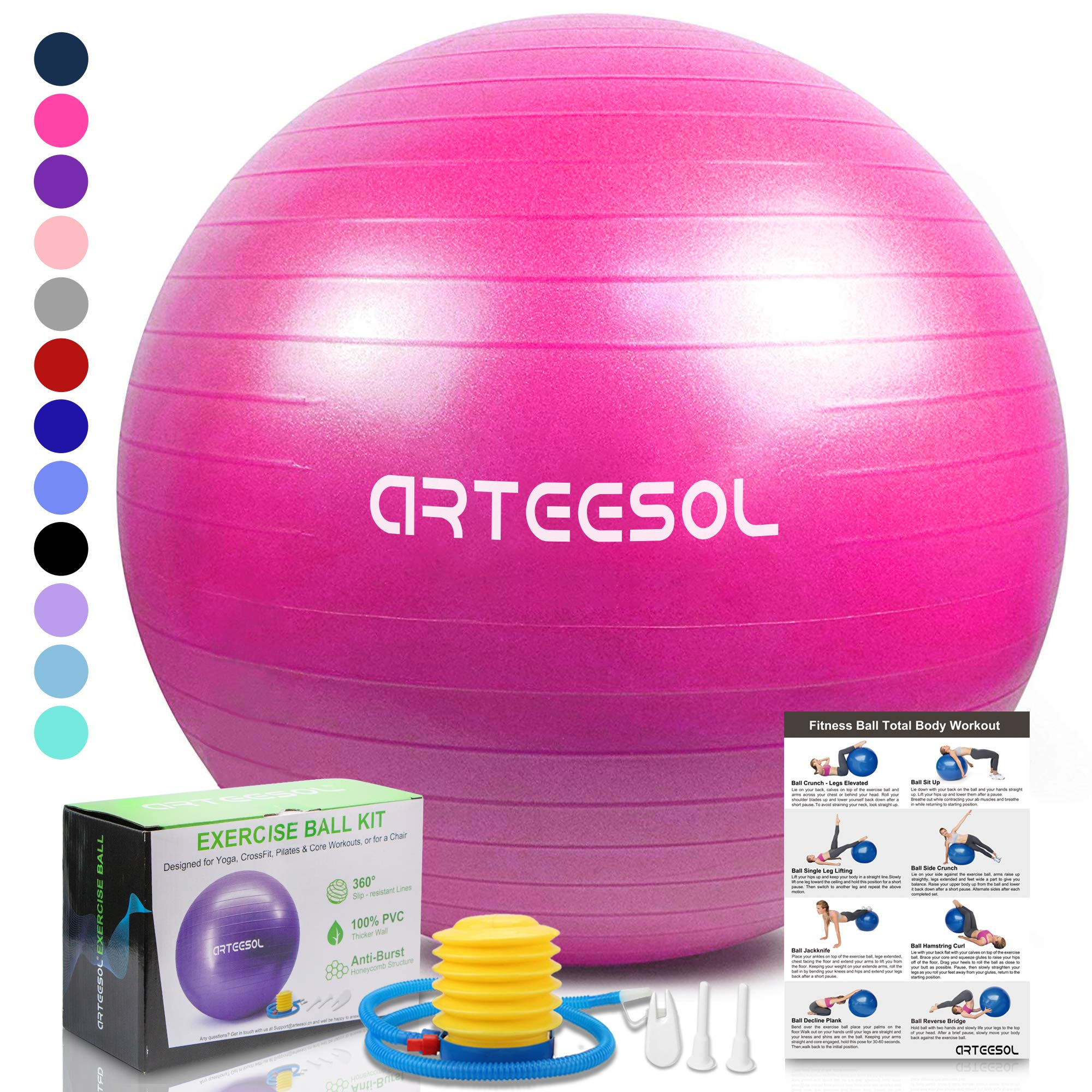 Arteesol Stability 45CM 77CM Professional Resistant