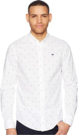 Scotch & Soda - Relaxed Fit Classic Oxford Shirt