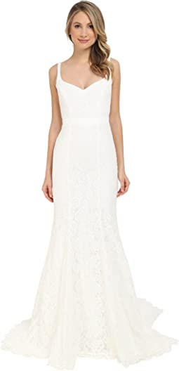 Nicole Miller Janey Lace Gown