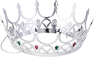 Royal Queen Crown - Silver