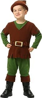 Toddler Little Robin Hood Costume 4T
